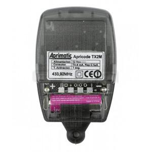 Garage gate remote control APRIMATIC TX2M