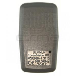 BERNER RCBE-868 Remote control