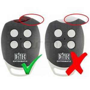 DITEC GOL4 C Differences