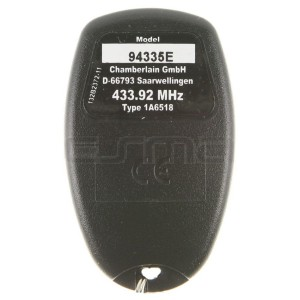LIFTMASTER 94334E remote