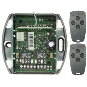 Kit Receiver/remotes MARANTEC D343/868-D304