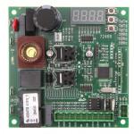 DEA 724RR control panel