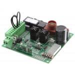 DEA system 124RRZ control panel