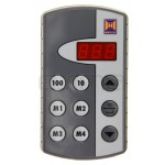 HÖRMANN HSI 868 BS remote control