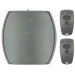 Kit Receptor + Télécommandes MARANTEC