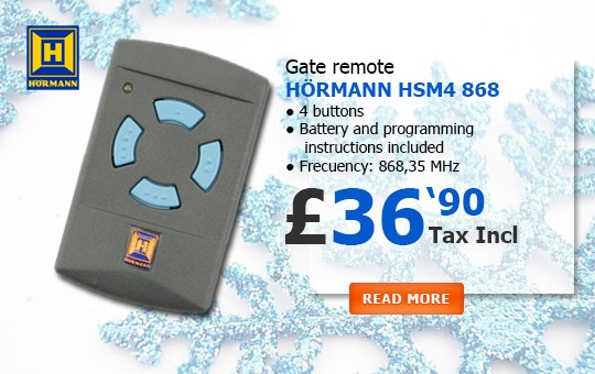 HORMANN HSM 4868 Remote control